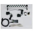 KIT: 4 Lane MaxTrax Slot Car Lap Counter