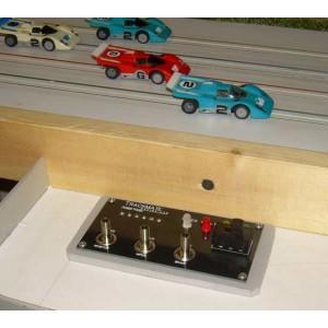 Slot Car Driver Station